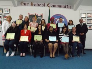 Recent Graduates from Ennis College of Further Education